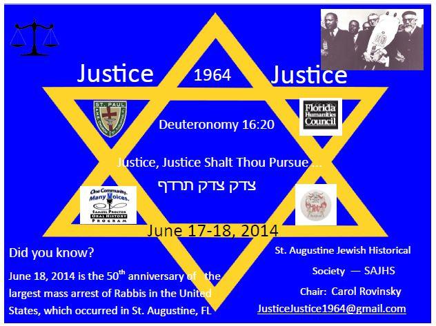 Justice Flyer top