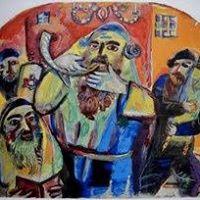 Rosh hashanah chagall